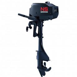 Лодочный мотор 2-х тактный NS Marine NM 3.5 A2 S 12.5кг