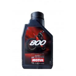 Мотороное масло MOTUL 800 2Т FactoryLine OFF ROAD 1л 104038