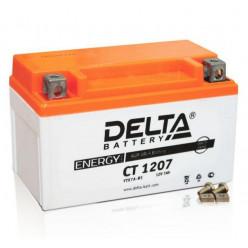 Аккумулятор Delta СТ 1207