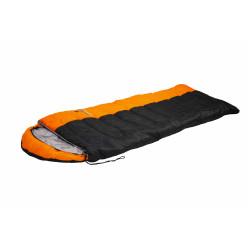 Спальный мешок CAMPER EXTREME L-zip от -27С(одеяло с подголовником 195х35х90см)
