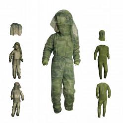 Комплект детский Boevoy ТХ6 PROF камуфляж 134-140