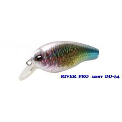 Воблер RIVER PRO SSV-RP DD-34