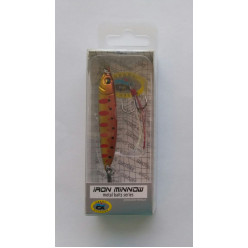 Блесна GC Iron Minnow 28g 65mm #004