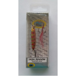 Блесна GC Iron Minnow 12g 50mm #004