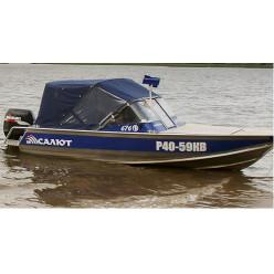 Лодка алюминиевая Салют-510