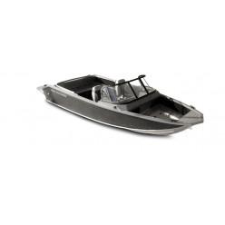 Лодка Волжанка 46 Фиш RU-KAT46338B919 транец 385мм с доп.опциями