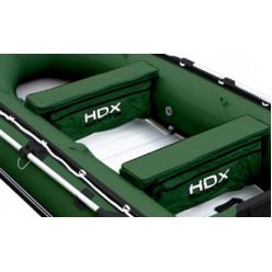 Сумка HDX под сиденье  для лодки 270-320 зеленая
