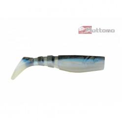 Виброхвост Mottomo X-Jig 7см Whitefish