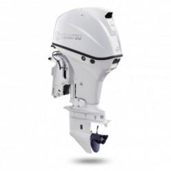 Лодочный мотор Tohatsu MFS 60W ЕТL 4 тактный NEW белый