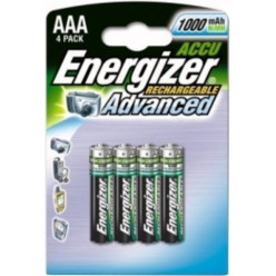 Аккумулятор ENERGIZER Advanced AAА 1000mAh