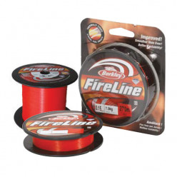 Плетеный шнур Berkley Fireline Red 0,25мм 110м