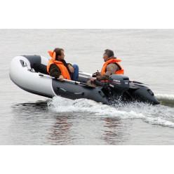 Лодка моторная ПВХ Badger WAVE LINE 360 PW