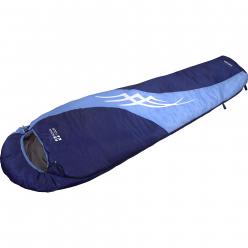 Спальный мешок Сахалин, правый ,син/гол