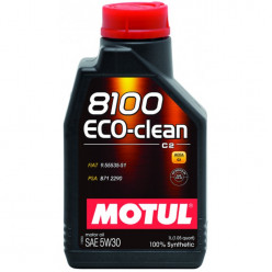 Моторное масло MOTUL 8100 Eco-Clean C2 5W-30 2л синт