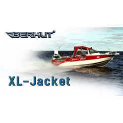 Катер алюминиевый BERKUT XL-Jacket