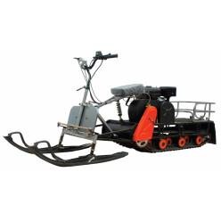 Мотобуксировщик с лыжным модулем Irbis Мухтар 15