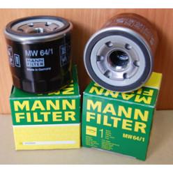 Фильтр масляный MANN MW 64/1  для мотоциклов