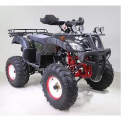 Квадроцикл WELS ATV Thunder 200 LUX желтый/кмф