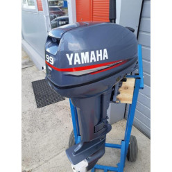 Лодочный мотор Yamaha 9.9GMHS 2017г
