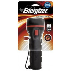 Фонарь ENERGIZER FL Low cost Rubber 2D б/бат