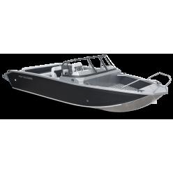 Лодка Волжанка 50 Фиш транец 510мм RU-ABS50159K818 с доп.опциями