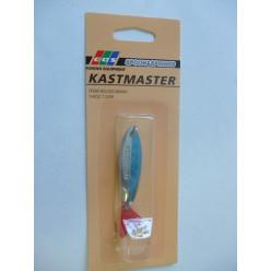 Блесна Кастмастер 7гр серебро-синий