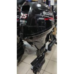 Лодочный мотор SUZUKI DF 25AS 2014
