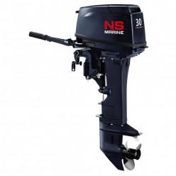 Лодочный мотор 2-х тактный NS Marine NM 30 H S