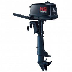 Лодочный мотор 2-х тактный NS Marine NM 5 B DS