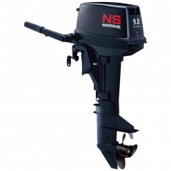 Лодочный мотор 2-х тактный NS Marine NM 9.8 B S