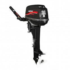 Лодочный мотор HDX R series Т 9.8 BMS 2-тактный