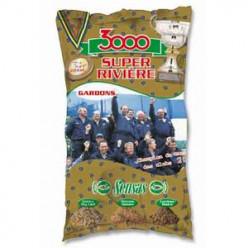 Прикормка 3000 SUPER RIVIERЕ  Gardons 1кг