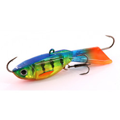 Балансир XP BAITS Ice Jig Butterfly 60мм\10гр #02 Blue Perch