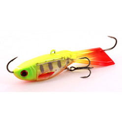 Балансир XP BAITS Ice Jig Butterfly 60мм\10гр #10Yellow Trout