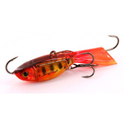 Балансир XP BAITS Ice Jig Butterfly 60мм\10гр #13 Wine Trout