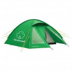 Палатка GREENELL Керри  2V3 зеленый 225*295,высота 120 см