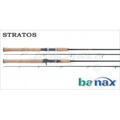 Спиннинг BANAX  Stratos 274 10-40 гр. SS90MHF2