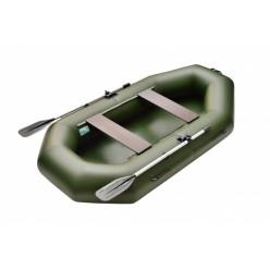 Гребная лодка ПВХ Classic 2800 зеленый
