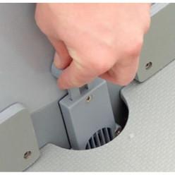 Сливной клапан NEW серый 22-28мм