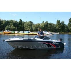 Катер алюминиевый TUNA Boats 600 PL