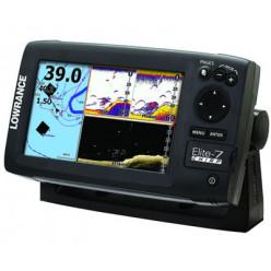 Эхолот LOWRANCE Hook-7х Mid/High/DownScan