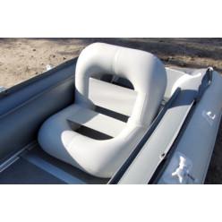 Надувное кресло GREY №2 70 см