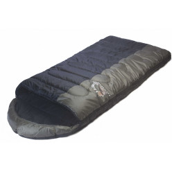 Спальный мешок Vermont Plus L-zip от -12 с подголовником (230*90)
