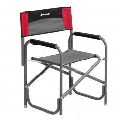Кресло NISUS серый/красный/черный N-DC-95200-GRD