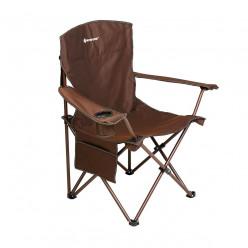 Кресло складное коричневый N-249-B NISUS