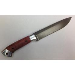 Нож Варан цельнометаллический булат