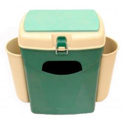 Ящик зимний пластиковый малый