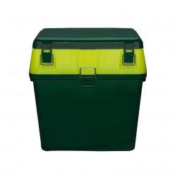 Ящик зимний пластиковый средний