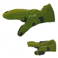 Варежки-перчатки ветрозащитные с клапаном 701103 - L