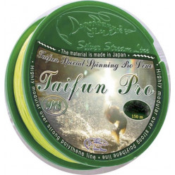 Плетеный шнур SILVER STREAM TAIFUN PRO TPD-777 0.24мм 150м